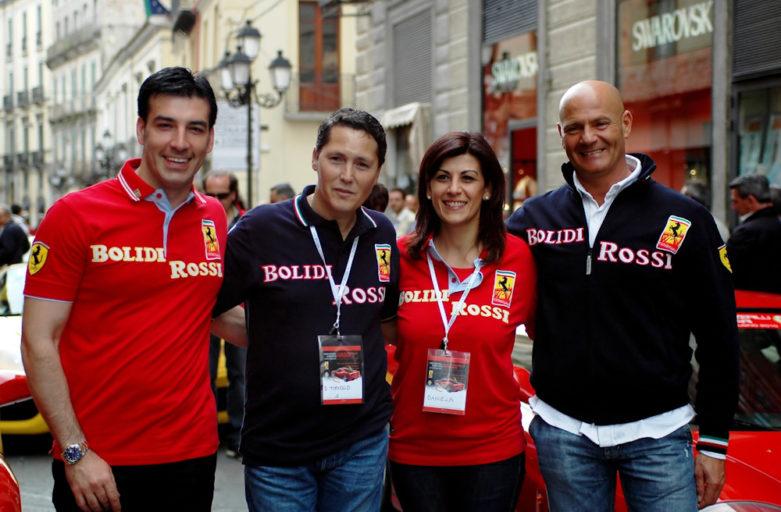 Bolidi rossi – Meeting Ferrari Catanzaro